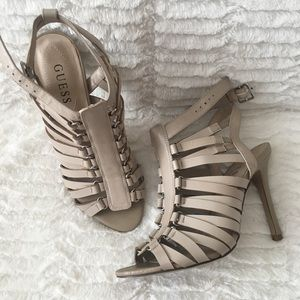 Guess heels size 8